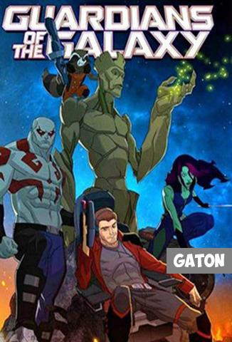 Guardianes de la Galaxia TEMPORADA 2 [Latino] MEDIAFIRE
