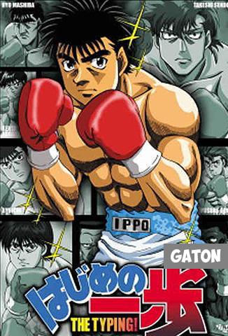 Hajime no Ippo TEMPORADA 1 [Latino – Japones] MEDIAFIRE