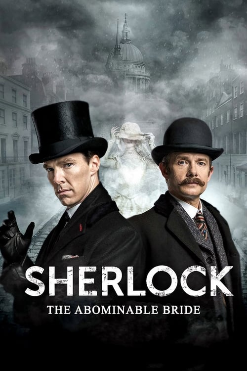 Sherlock: La novia abominable 2016 [Latino – Ingles] MEDIAFIRE