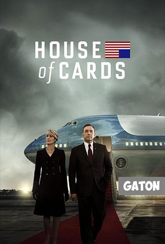 House of Cards TEMPORADA 3 [Latino – Ingles] MEDIAFIRE