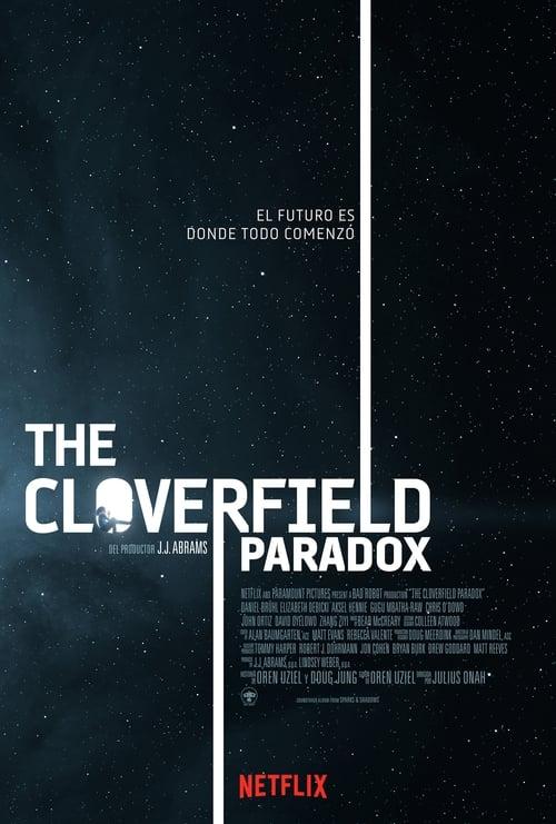 La Paradoja Cloverfield 2018 [Latino – Ingles] MEDIAFIRE