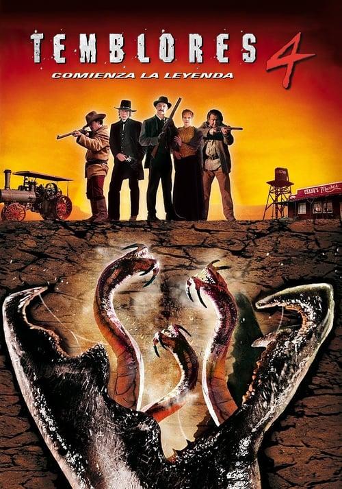 Terror bajo la Tierra 4: El comienzo de la leyenda 2004 [Latino – Ingles] MEDIAFIRE