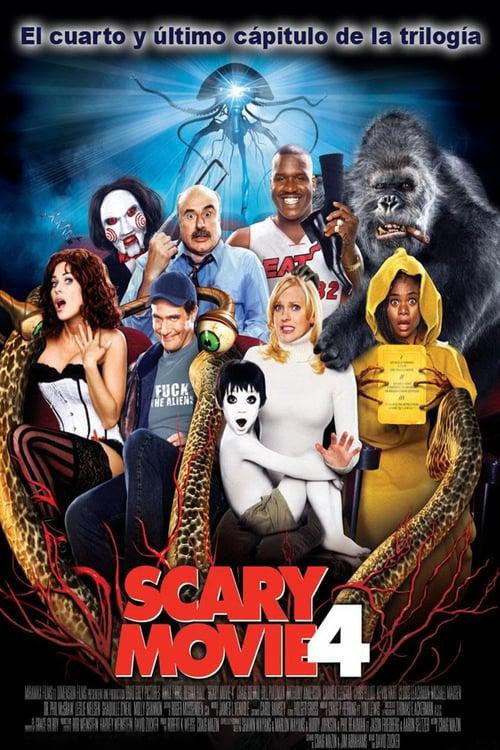 Scary Movie 4 ´2006´ [Latino – Ingles] MEDIAFIRE