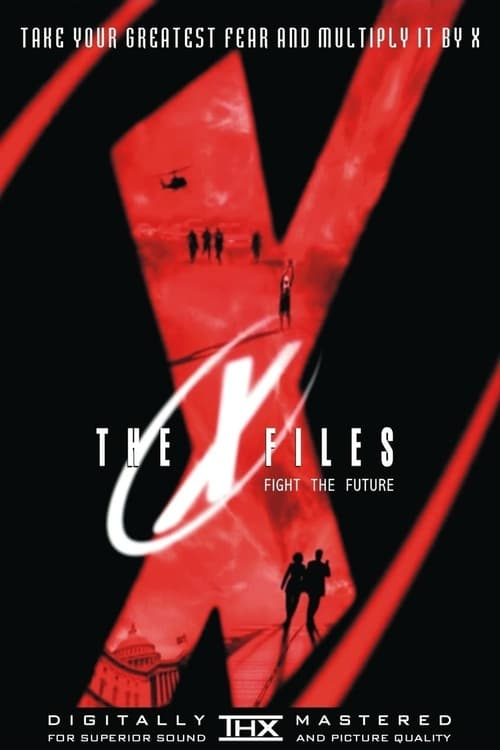 The X Files: Fight the Future 1998 [Latino – Ingles] MEDIAFIRE