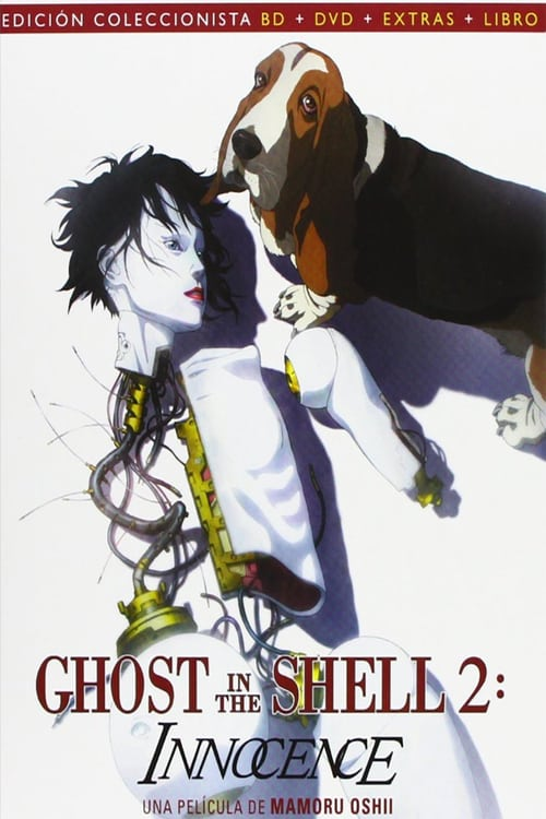 Ghost In the Shell 2: Inocencia 2004 [Latino – Japones] MEDIAFIRE