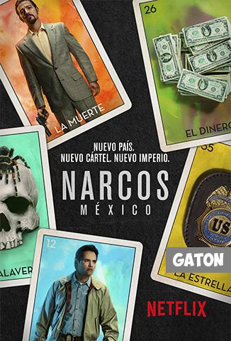Narcos: México TEMPORADA 1 [Latino] MEDIAFIRE