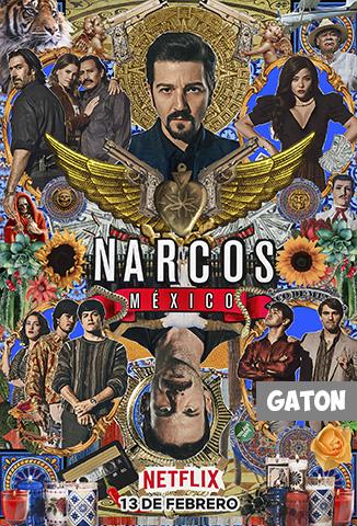 Narcos: México TEMPORADA 2 [Latino] MEDIAFIRE