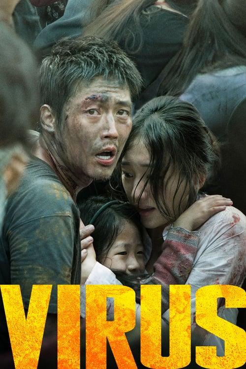 Virus – The Flu 2013 [Latino – Coreano] MEDIAFIRE