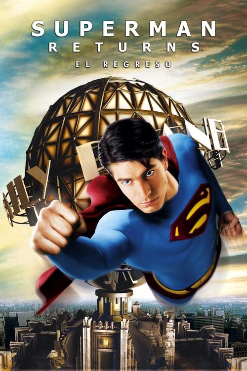 Superman Regresa 2006 [Latino – Ingles] MEDIAFIRE
