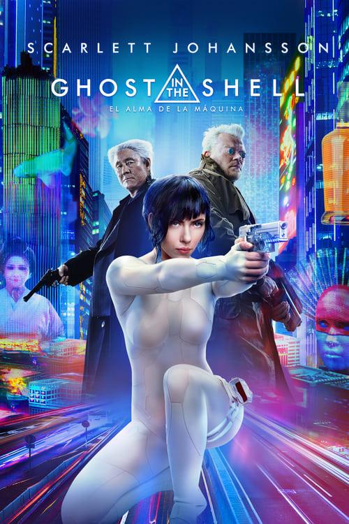 La vigilante del futuro: Ghost in the Shell 2017 [Latino – Ingles] MEDIAFIRE
