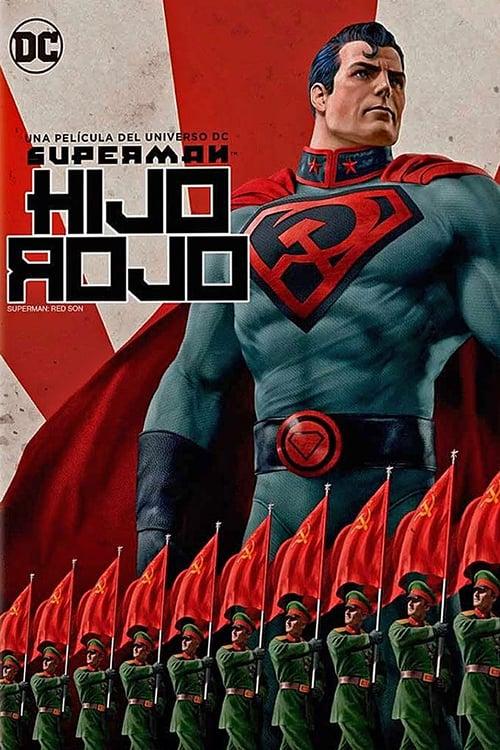 Superman: Red Son 2020 [Latino – Ingles] MEDIAFIRE