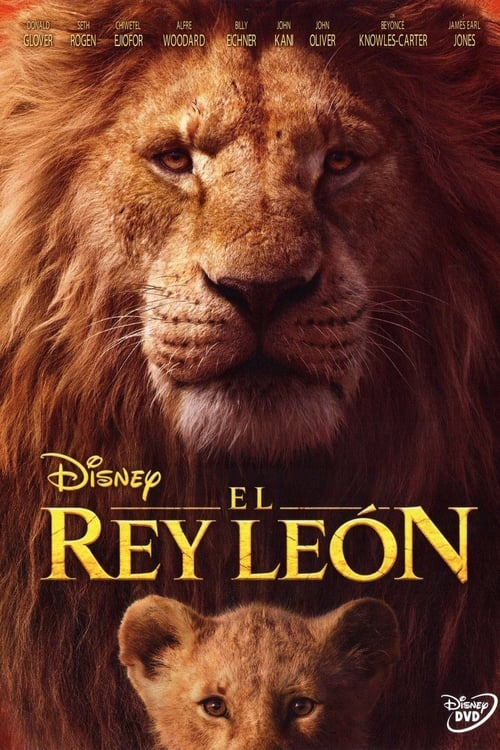 El rey león 2019 [Latino – Ingles] MEDIAFIRE