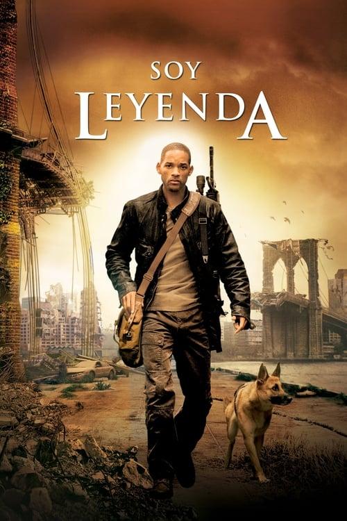Soy leyenda 2007 [Latino – Ingles] MEDIAFIRE