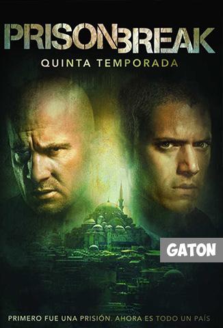 Prison Break TEMPORADA 5 [Latino – Ingles] MEDIAFIRE