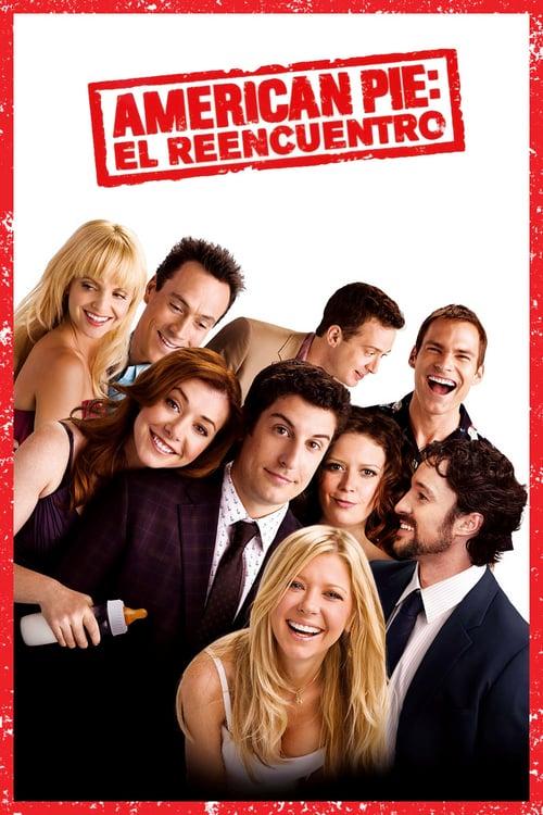 American Pie 8: El reencuentro 2012 [Latino – Ingles] MEDIAFIRE