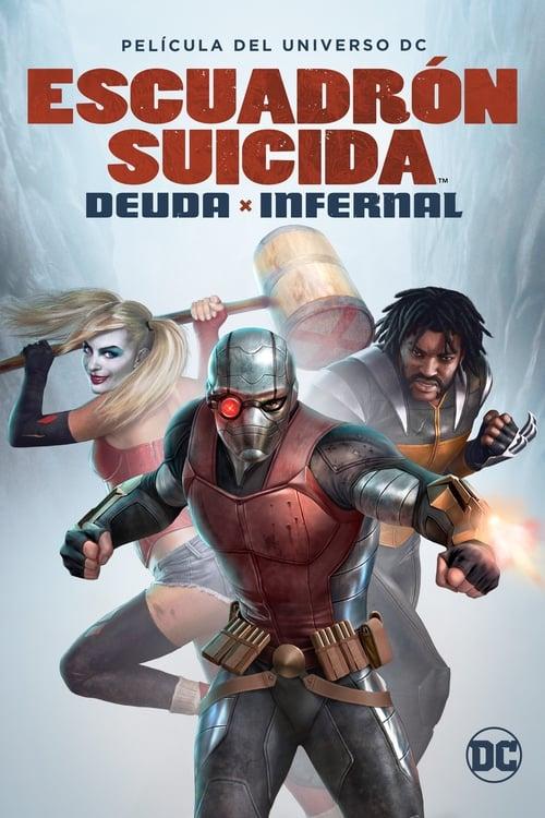 DCU: Escuadrón Suicida: Deuda infernal 2018 [Latino – Ingles] MEDIAFIRE