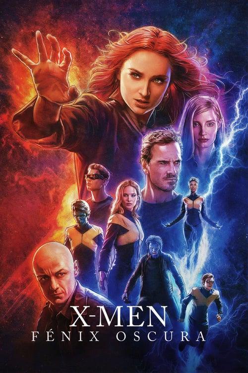 X-Men: Dark Phoenix 2019 [Latino – Ingles] MEDIAFIRE