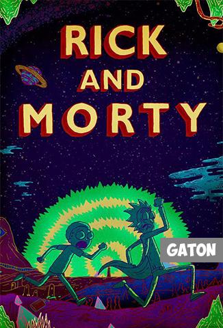 Rick y Morty TEMPORADA 1 [Latino] MEDIAFIRE