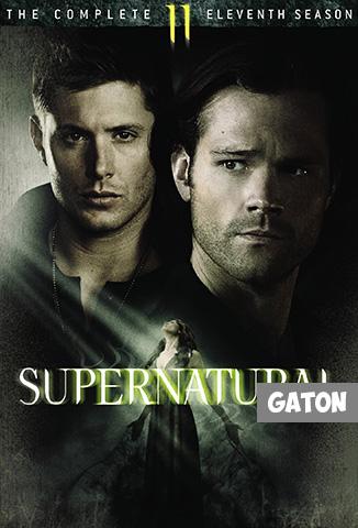 Supernatural TEMPORADA 11 [Latino – Ingles] MEDIAFIRE