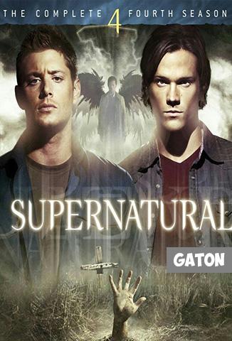 Supernatural TEMPORADA 4 [Latino – Ingles] MEDIAFIRE