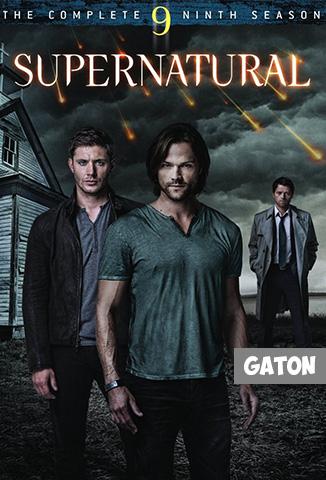 Supernatural TEMPORADA 9 [Latino – Ingles] MEDIAFIRE