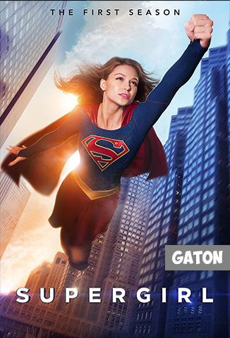 Supergirl TEMPORADA 1 [Latino – Ingles] MEDIAFIRE