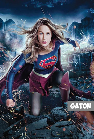 Supergirl TEMPORADA 3 [Latino – Ingles] MEDIAFIRE