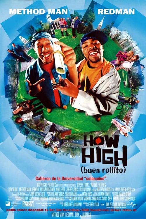 How High 2001 [Latino – Castellano – Ingles] MEDIAFIRE