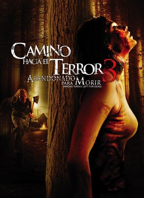 Camino hacia el terror 3: Abandonado para morir 2009 [Latino – Ingles] MEDIAFIRE