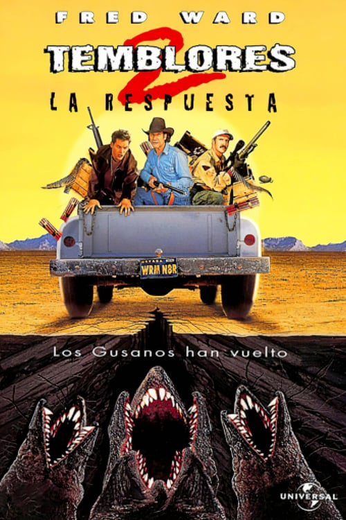 Terror bajo la Tierra 2: La respuesta 1996 [Latino – Ingles] MEDIAFIRE