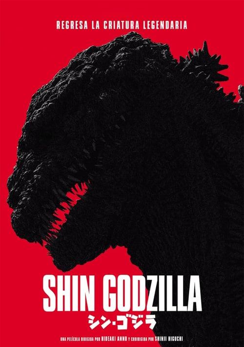 Godzilla Resurge 2016 [Castellano – Japones] MEDIAFIRE