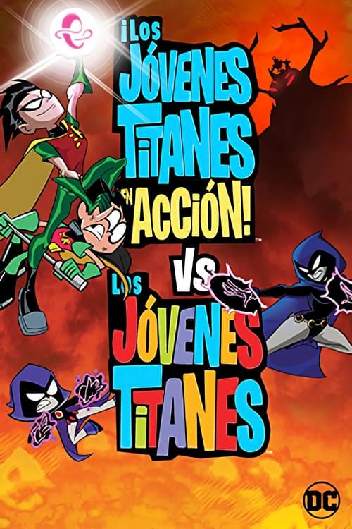 Jóvenes Titanes en acción vs Jóvenes Titanes 2019 [Latino – Ingles] MEDIAFIRE