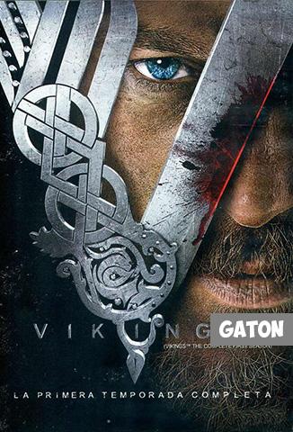 Vikingos TEMPORADA 1 [Latino – Ingles] MEDIAFIRE