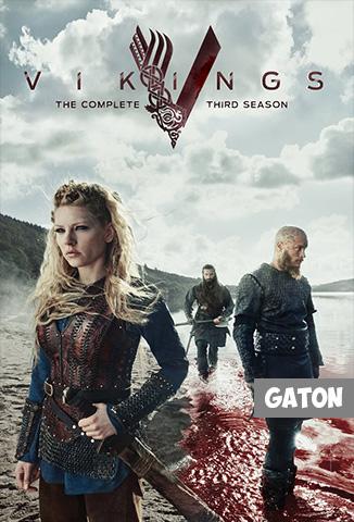 Vikingos TEMPORADA 3 [Latino – Ingles] MEDIAFIRE