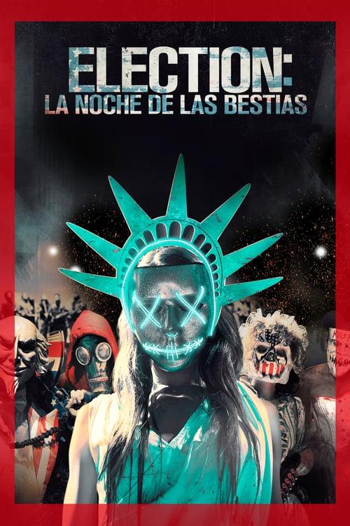 The Purge 3: El año de la Elección 2016 [Latino – Ingles] MEDIAFIRE