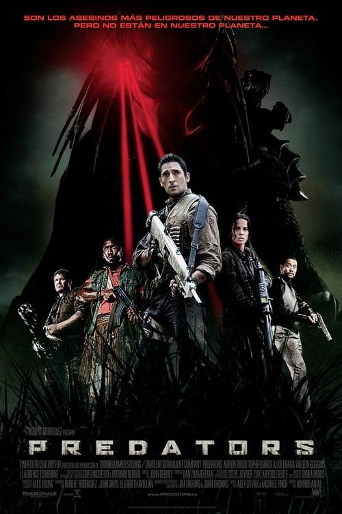 Depredadores 2010 [Latino – Ingles] MEDIAFIRE