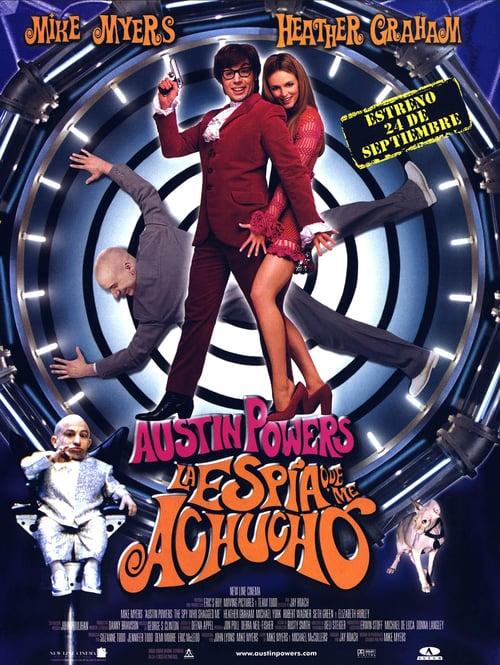 Austin Powers: El espía seductor 1999 [Latino – Ingles] MEDIAFIRE
