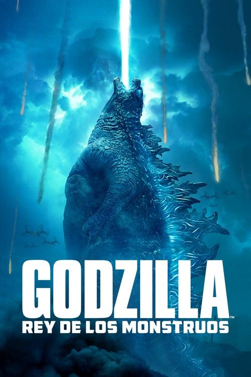 Godzilla II: El rey de los monstruos 2019 [Latino – Ingles] MEDIAFIRE