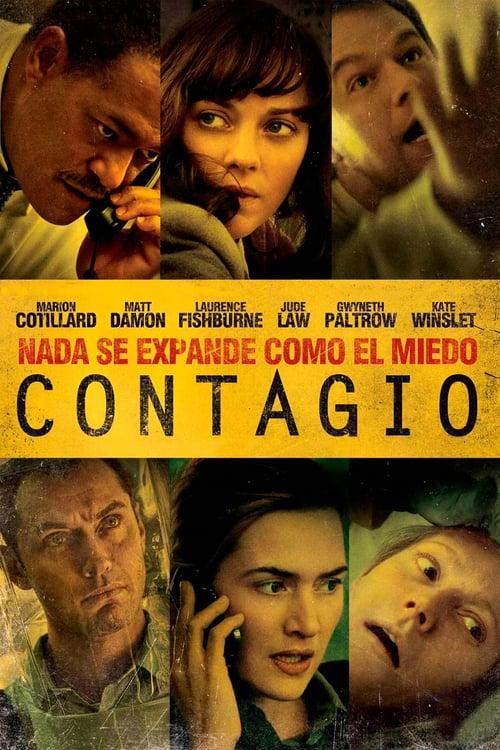 Contagio 2011 [Latino – Ingles] MEDIAFIRE
