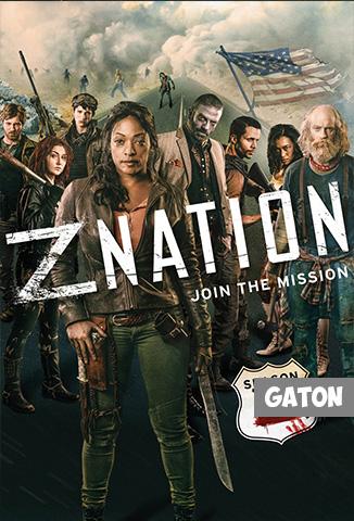 Z Nation TEMPORADA 2 [Latino – Ingles] MEDIAFIRE