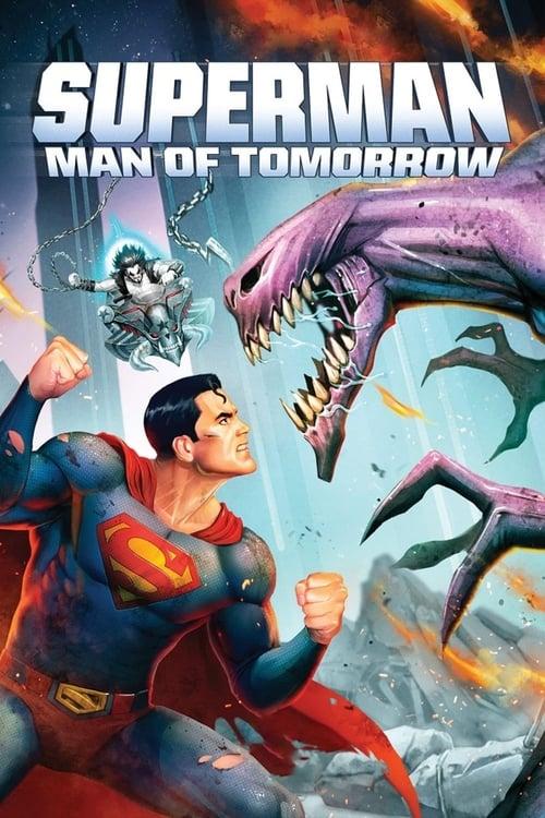 Superman: Hombre del Mañana 2020 [Latino – Ingles] MEDIAFIRE