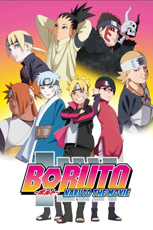 Boruto: Naruto la Película 2015 [Sub Español] MEDIAFIRE