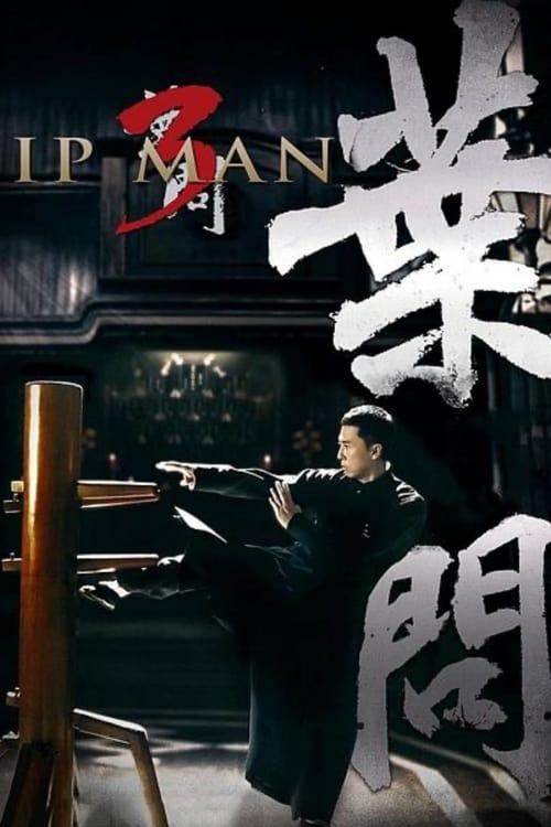 Ip Man 3 ´2015´ [Latino – Chino] MEDIAFIRE