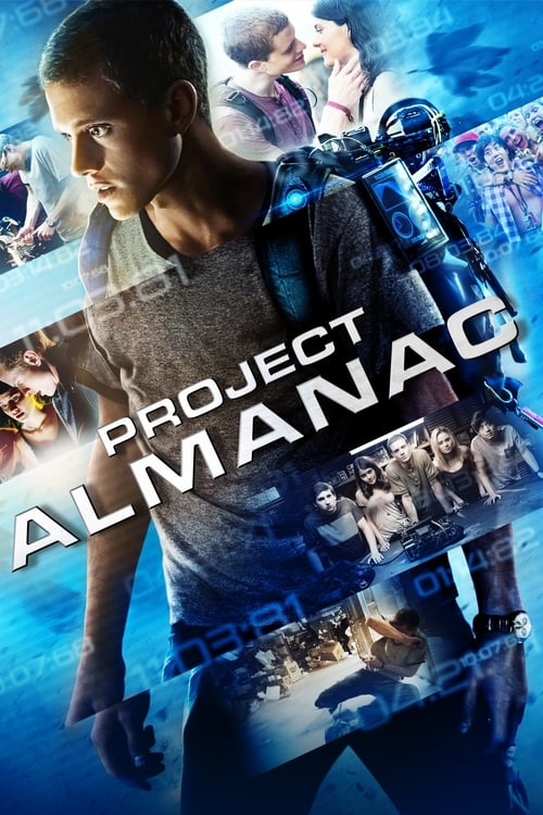 Proyecto Almanac 2015 [Latino – Ingles] MEDIAFIRE