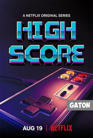 High Score: El mundo de los videojuegos TEMPORADA 1 [Latino – Ingles] MEDIAFIRE