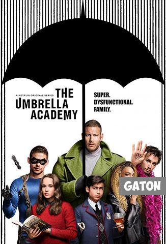 The Umbrella Academy TEMPORADA 1 [Latino – Ingles] MEDIAFIRE