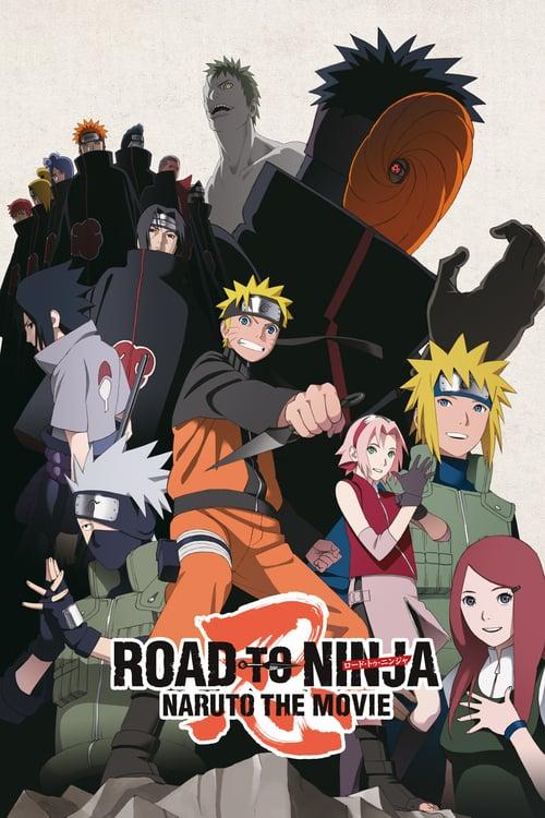 Naruto Shippuden 6: Road to Ninja 2012 [Sub Español] MEDIAFIRE