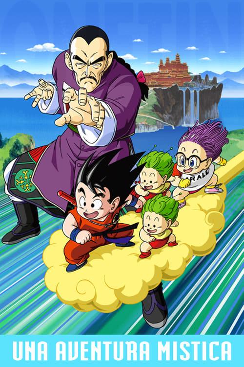 Dragon Ball: Una Aventura Mística 1988 [Latino – Japones – Ingles] MEDIAFIRE