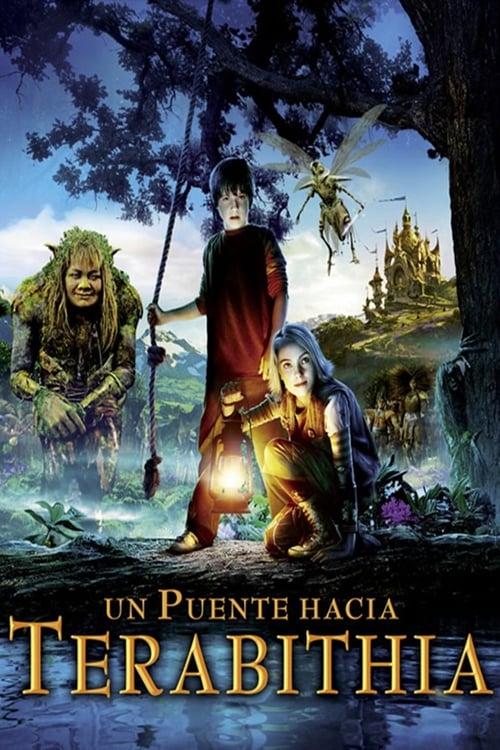 El mundo magico de terabithia 2007 [Latino – Ingles] MEDIAFIRE