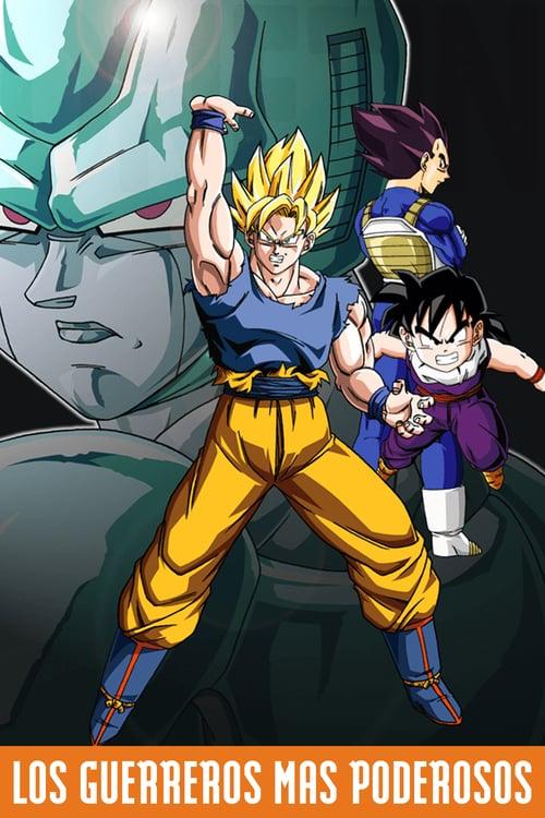 Dragon Ball Z: Los Guerreros más Poderosos 1992 [Latino – Japones – Ingles] MEDIAFIRE